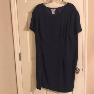 Jacqueline Ferrar Dark Blue Dress